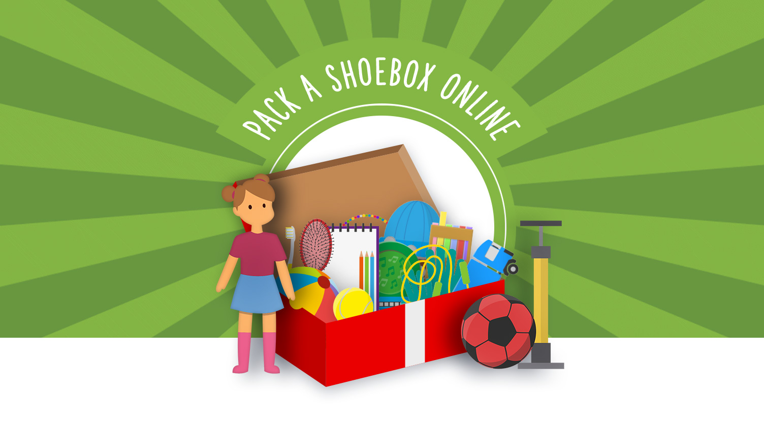 pack a shoebox online